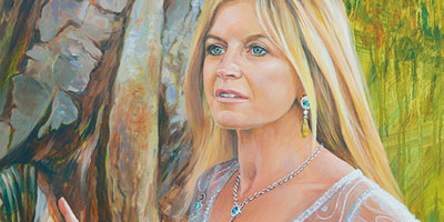 View Portraits & Commissions Gallery